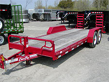 Oshawa Trailers Plus Equipment Hauler