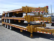 Oshawa Trailers Plus 25 Ton Air Brake